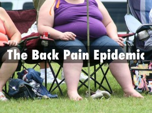 Back Pain Epidemic